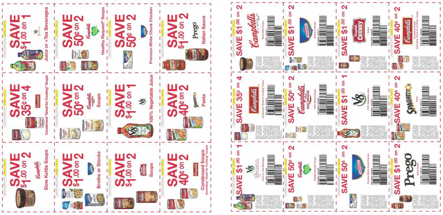 2013 Campbell's Kitchen Coupons