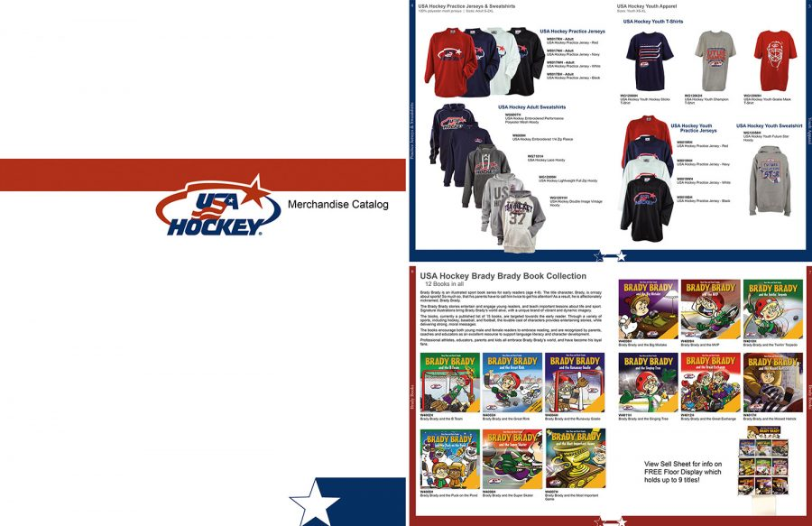 USA Hockey Wholesale Merchandise Catalog