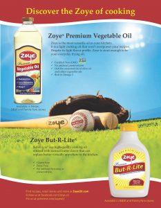 Zoye White Caps Wave Program Full Page